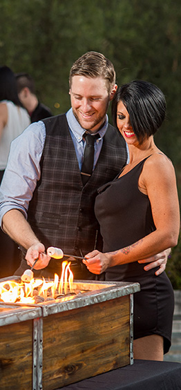 Smores for your Wedding